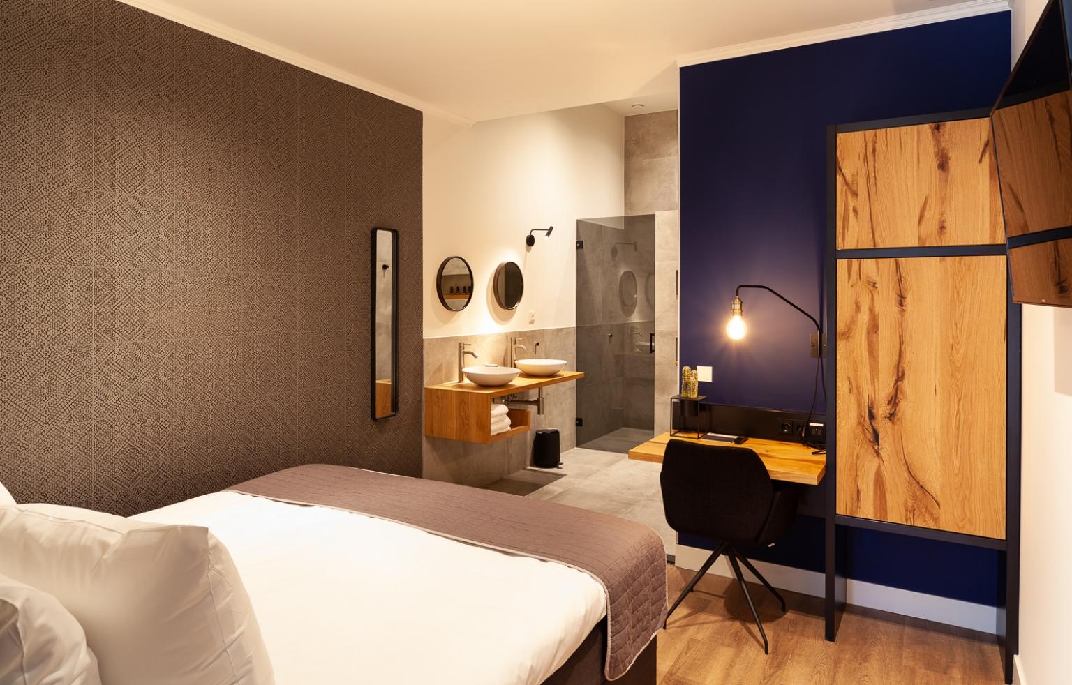 Douchedeur Hotel Julien