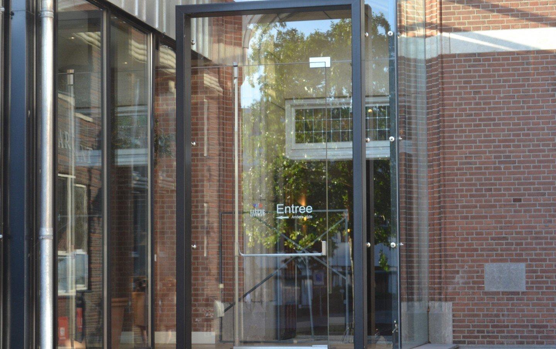 Buitendeur Op Maat.Glazen Buitendeuren Op Maat Gemaakt Overveld Glas Breda