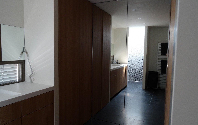 grote wandspiegels badkamer