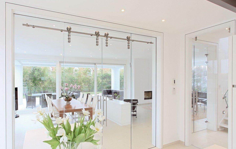 Scheidingswand Woonkamer Keuken : Glazen scheidingswanden op maat gemaakt │ overveld glas breda