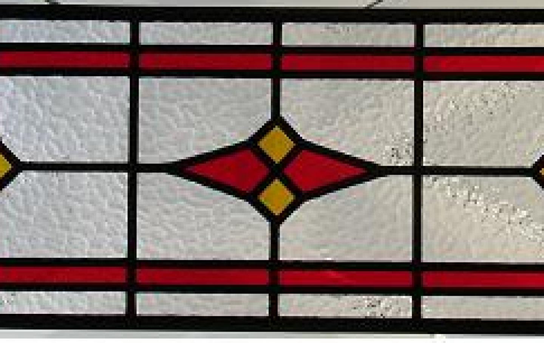 glas-in-lood paneel
